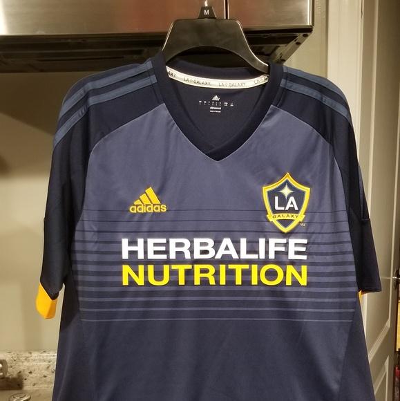 newest 40117 25e47 LA Galaxy Jersey - Large
